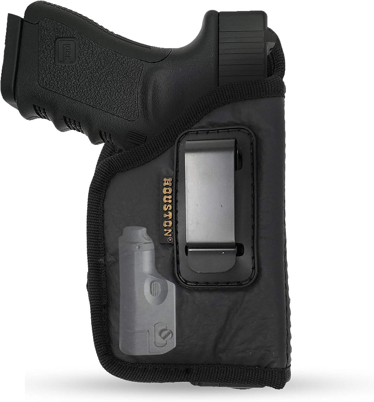 Handgun Magazine Belt Holder IWB 4-PACK 9//.40//.45mm For All Pistol Mags Neoprene