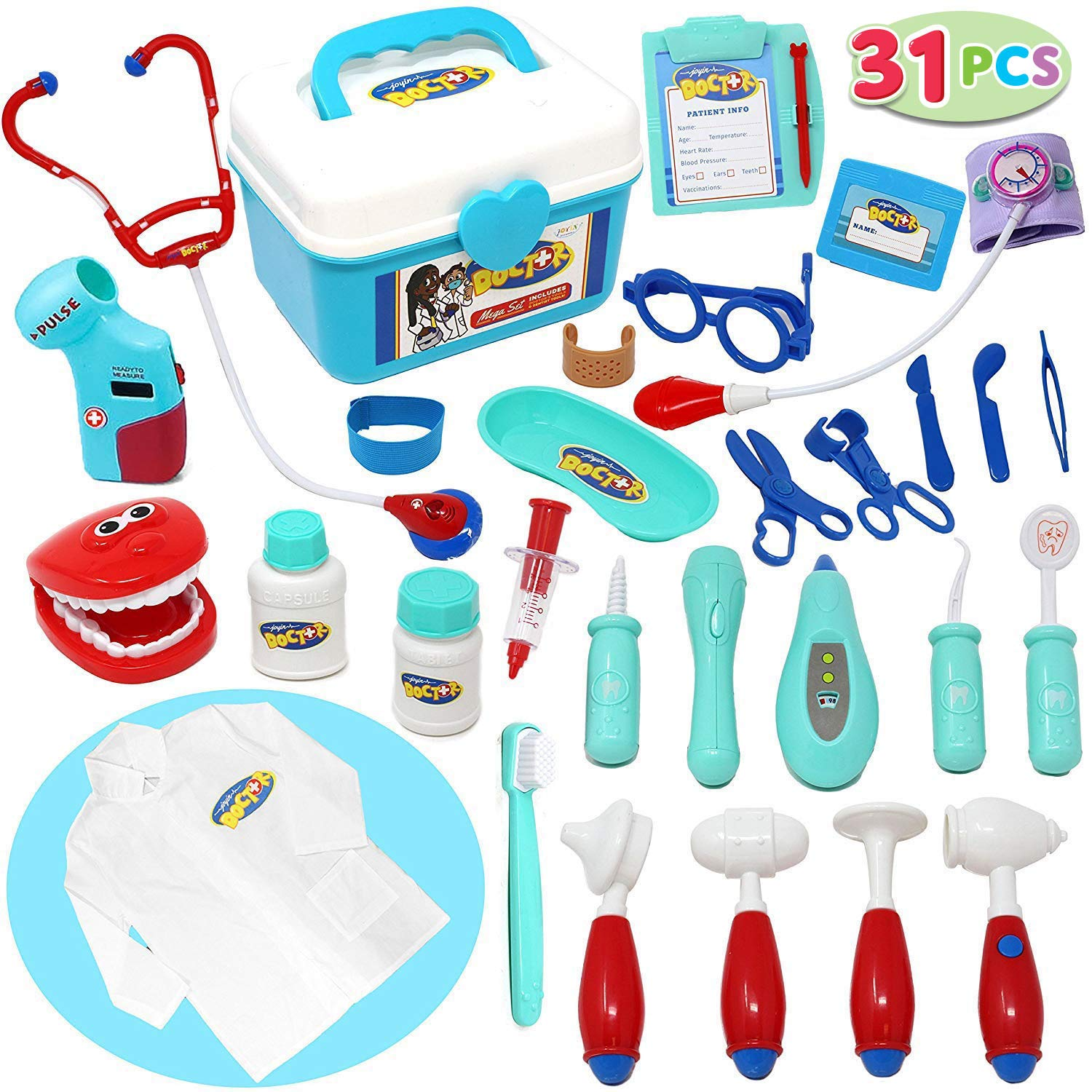 Best Rated In Toy Medical Kits Helpful Customer Reviews