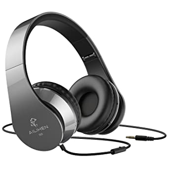 Review AILIHEN Wired Headphones with