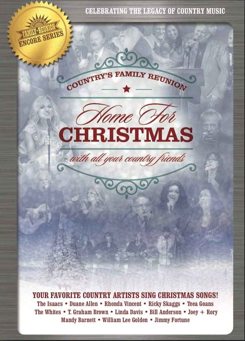 Country's Family Reunion: Home For Christmas