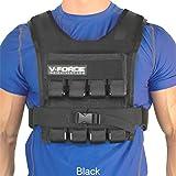 """40 lb. V-FORCE (Black, 3-1/4"""" narrow shoulders)"""