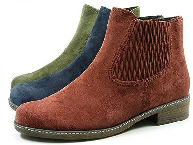 Gabor Damen Comfort Sport Chelsea Boots