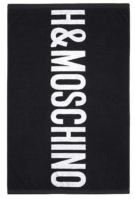 Moschino toalla de playa mod.3 A7402 5949 Azul