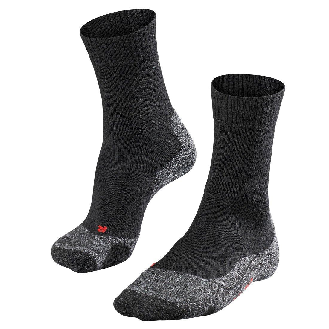 FALKE TK2 Asphalt (Size: 42-43) Socks by FALKE