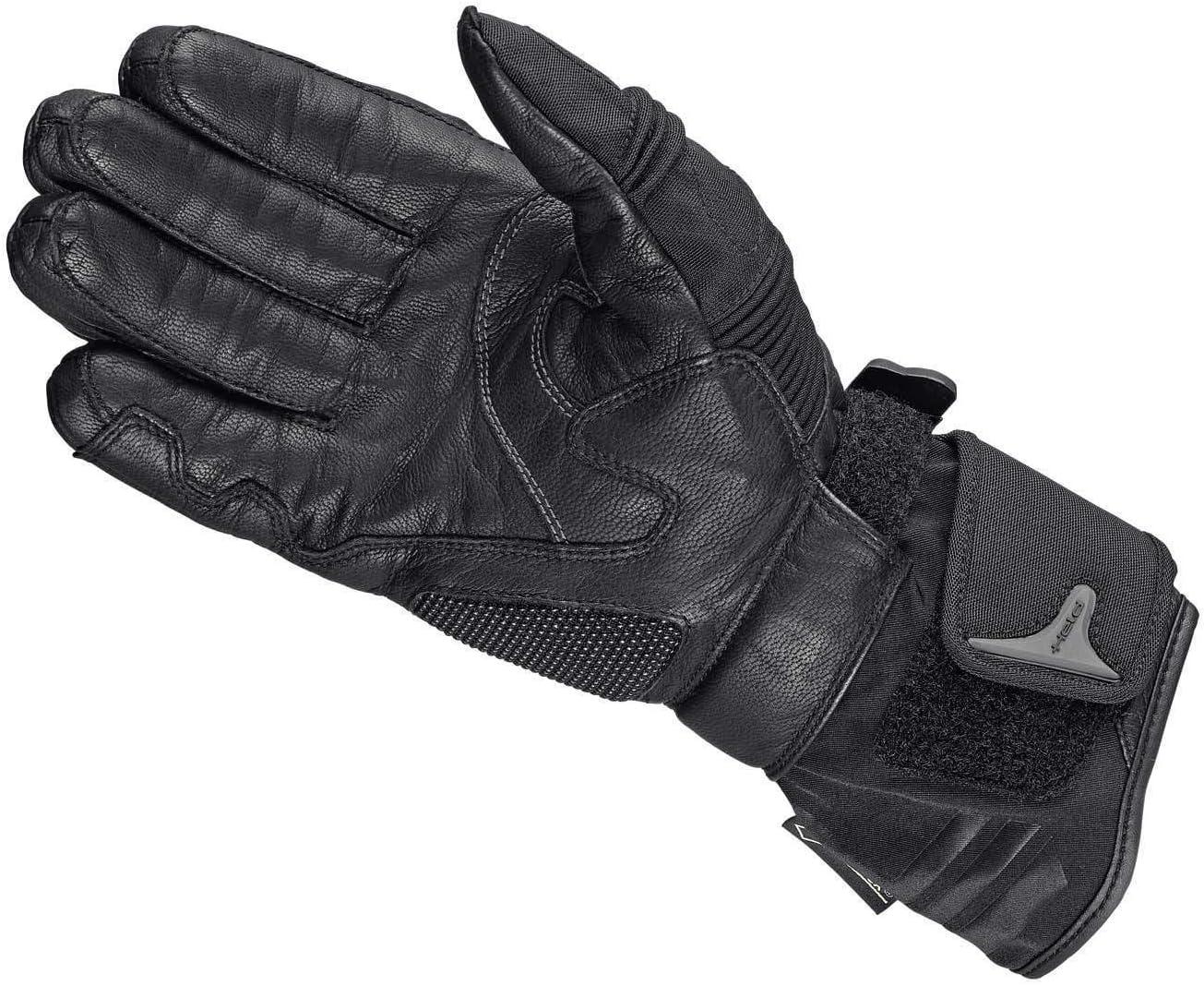 Held Wave Gore-Tex X-Trafit Motorradhandschuhe 11 Schwarz//Grau XXL