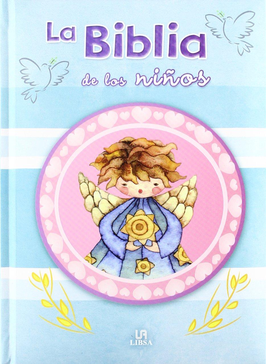 La Biblia de los ninos / Children's Bible (Spanish Edition)