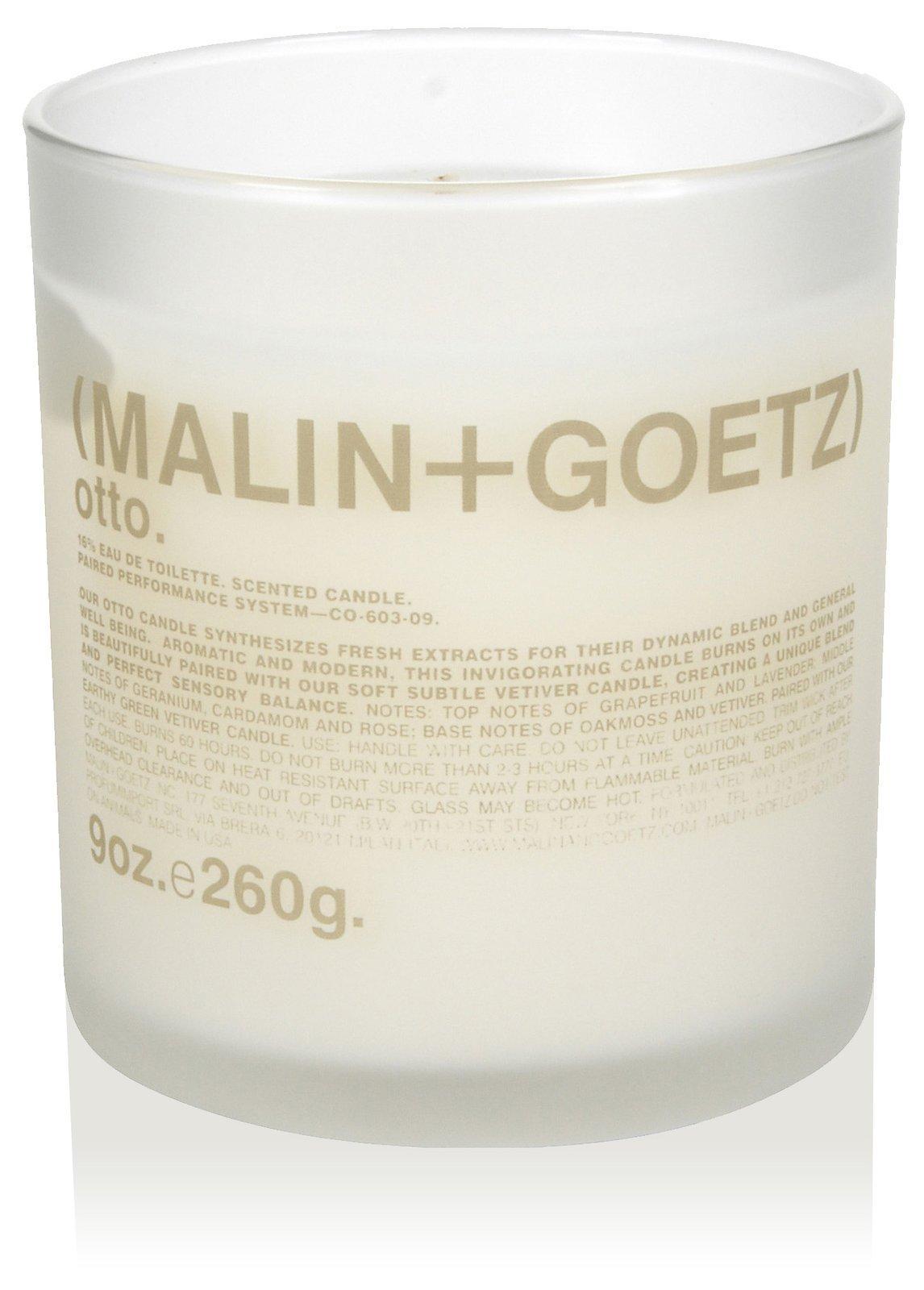Malin + Goetz Candle, Otto, 9 Ounce