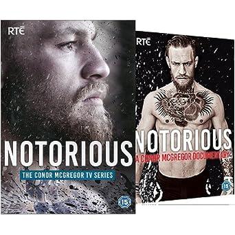 d13cc2a6742c5 Amazon.com: Conor Mcgregor - Notorious Collection UFC: Movies & TV