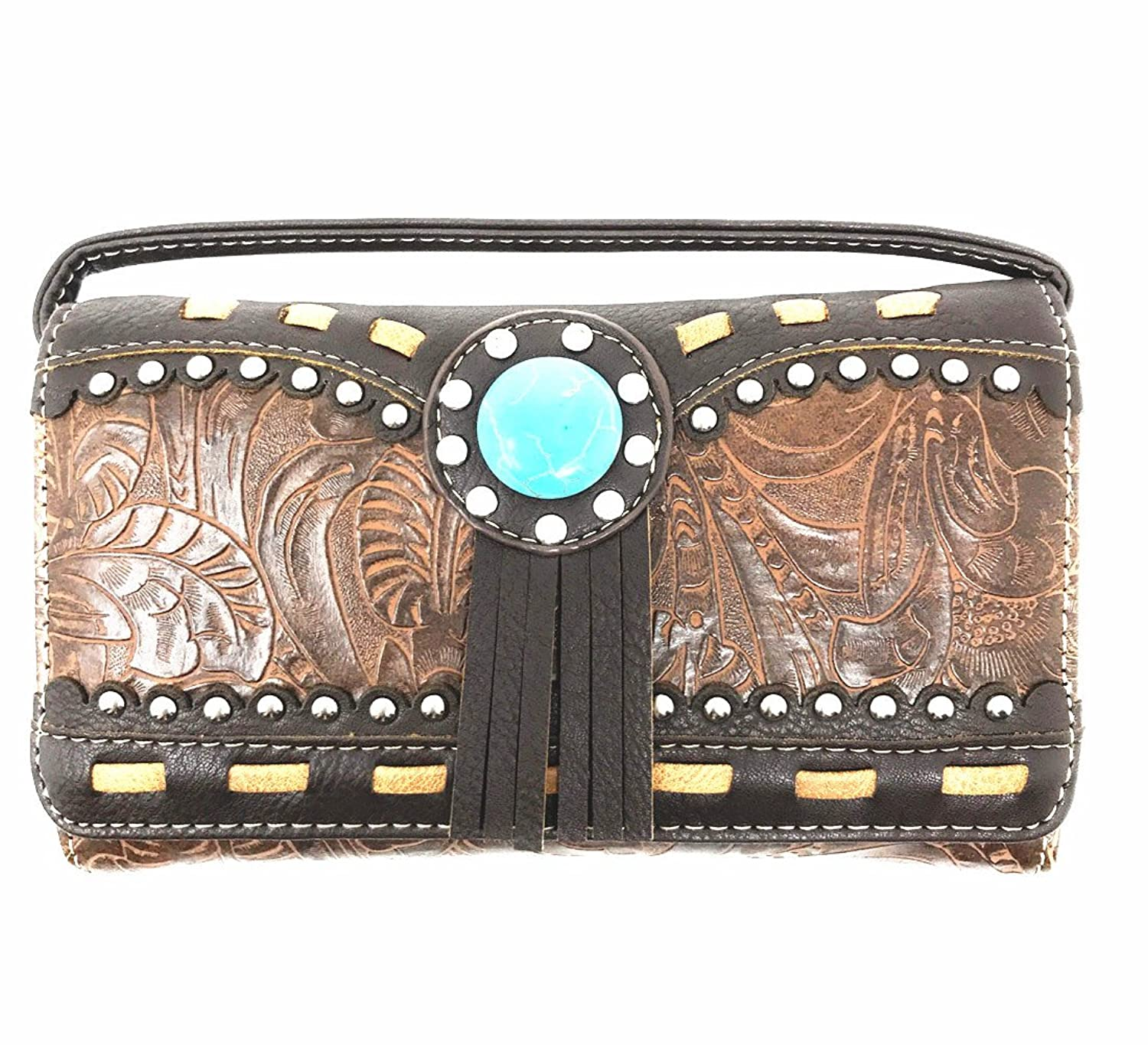 Rhinestone Metal Buckle Crocodile PU Leather Women s Multi-way Wallet and  Texas West Coin Collection 6af7973e99d39