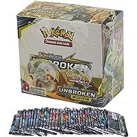 SALPITOYS Pokemon Sun & Moon Unbroken Bonds Booster 36 Packs Box (360 Cards)