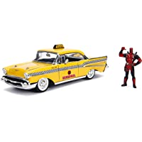 Jada JA30290 Deadpool Taxi - Figura Decorativa (Escala