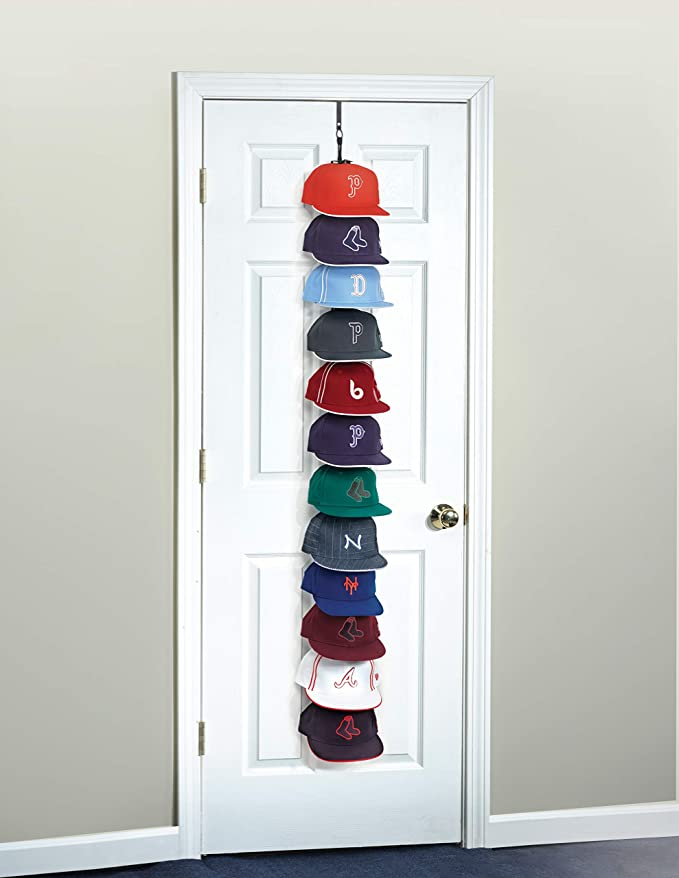 Amazon.com: Organizador de gorras de béisbol con 36 ...