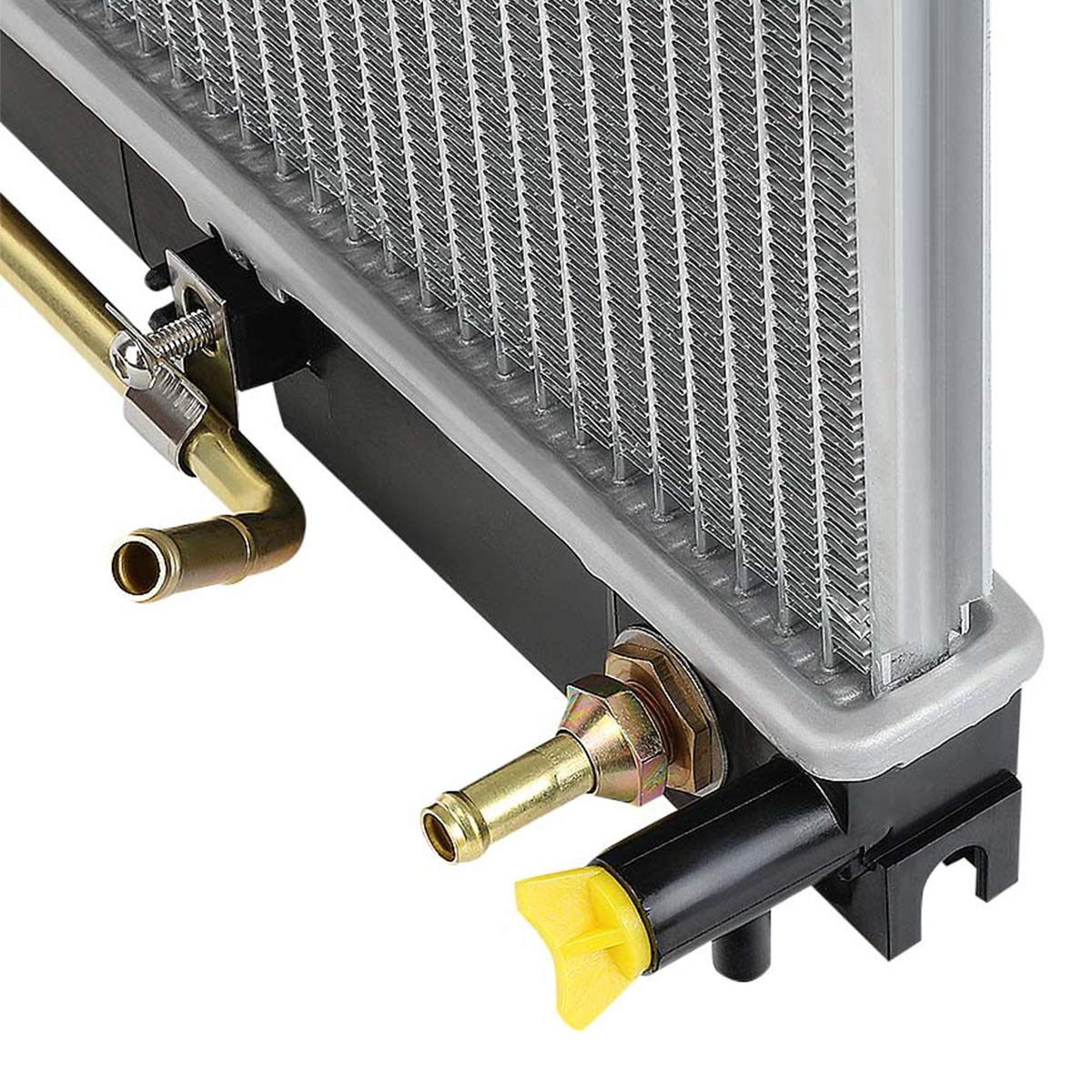 For 07-10 Sienna AT DNA Motoring OEM-RA-13076 13076 Aluminum Radiator