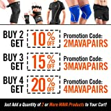 Mava Sports Compression Short Sleeve Shirt for Men