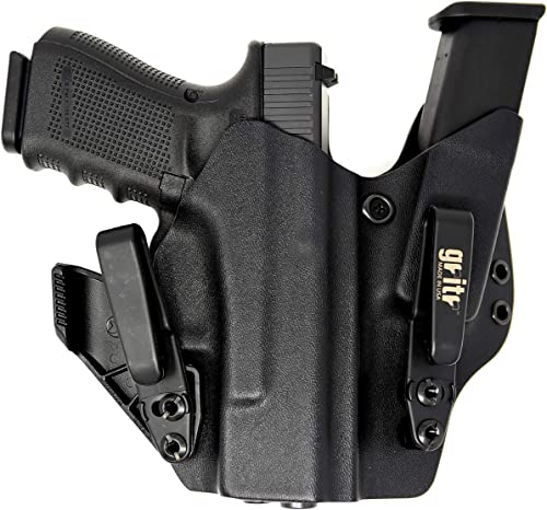GRITR-Holsters-with-Magazine-Holder