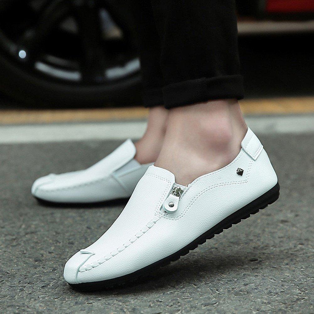 Mocasines Casuales Fiesta Cuero Formales Traje Tallas Grandes 2019 Boda Business Zapatos Punta 39 44 Loafer De Hombre Zapatos De Vestir Zapatos De Oxford Euzeo Mocasines