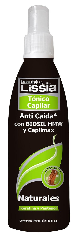 Amazon.com : Lissia Biosil Tonico Anti Caida Comida Para El Cabello 6.46oz/ biosil colombiano : Beauty