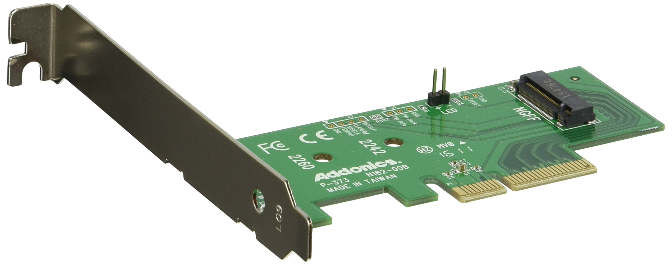 Addonics M2 Storage Controller - Plug-in Card Components Other ADM2PX4