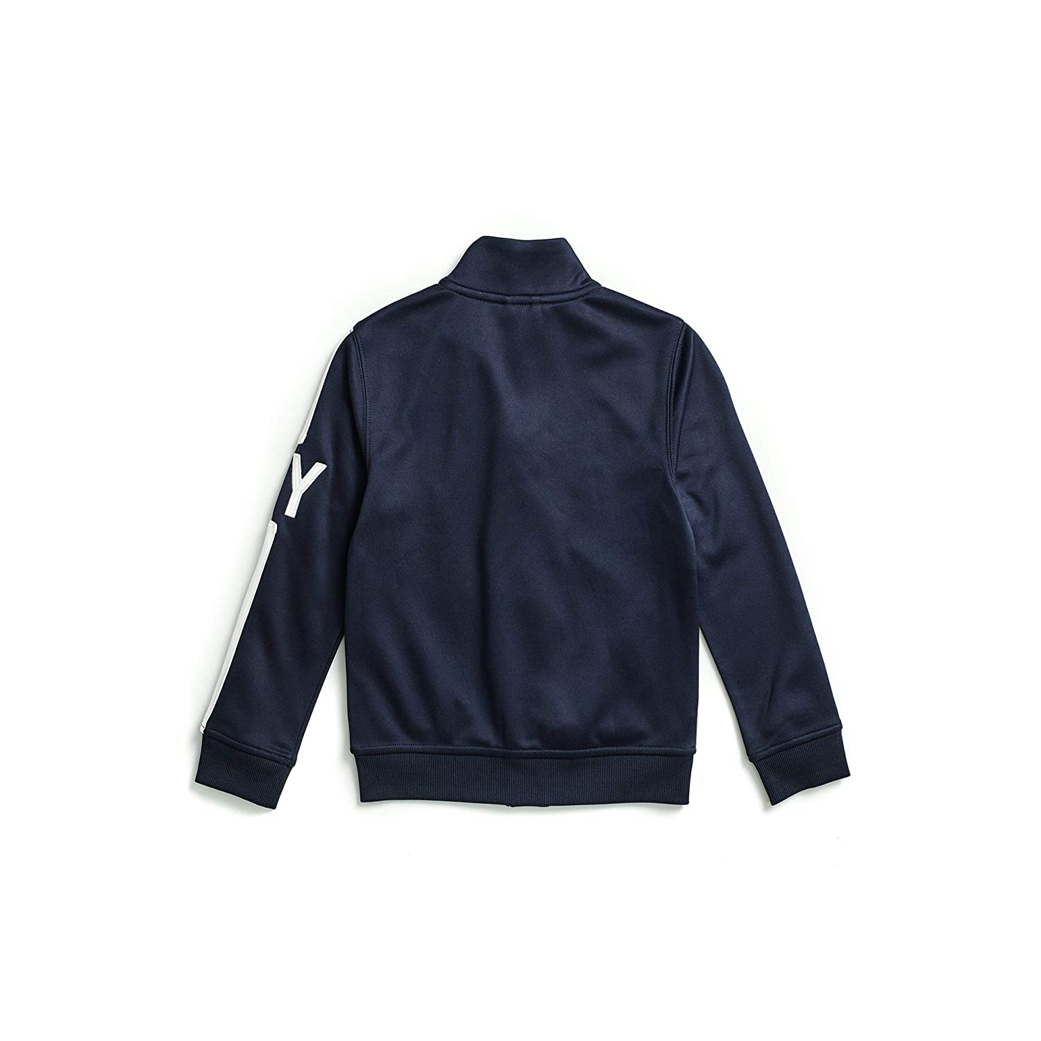 Tommy Hilfiger Boys Adaptive Track Jacket with Magnetic Buttons