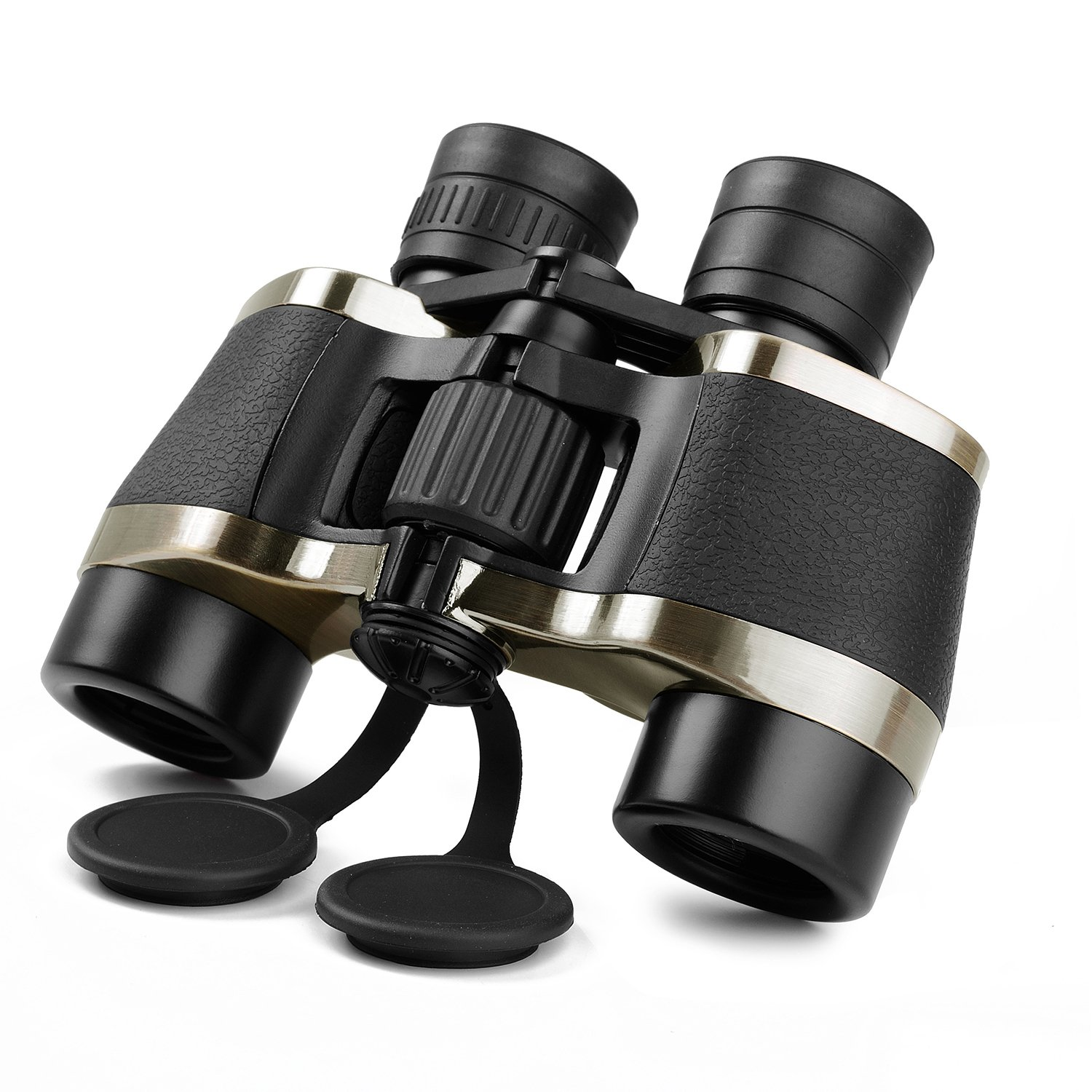 Luxury Waterproof Binoculars Telescope 10x32, Best Choice for Travelling Hunting Sports Games and Outdoor Activities Extremely Clear and Bright by Farspy