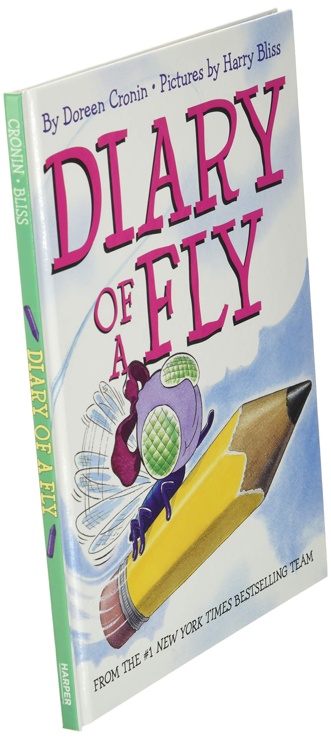 Download Diary Of A Fly By Doreen Cronin