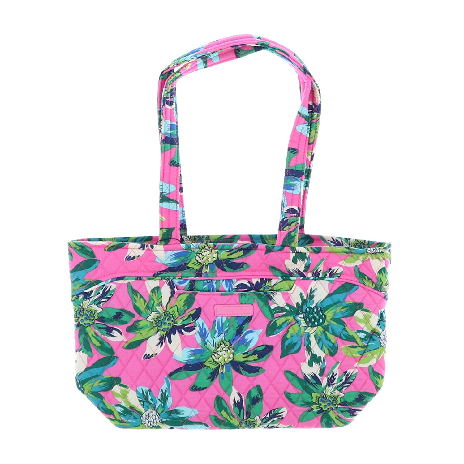 当季大流行 Vera Bradley B07BTRFBCC Mandyトートバッグ Tropical B07BTRFBCC Tropical Paradise Vera Tropical Paradise, ベクトルプラス:77ea84e4 --- vezam.lt