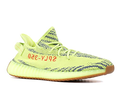 c0701bd0bc226 adidas YEEZY BOOST 350 V2 FROZEN YELLOW Sefrye Rawste Red b37572  Amazon.ca   Shoes   Handbags