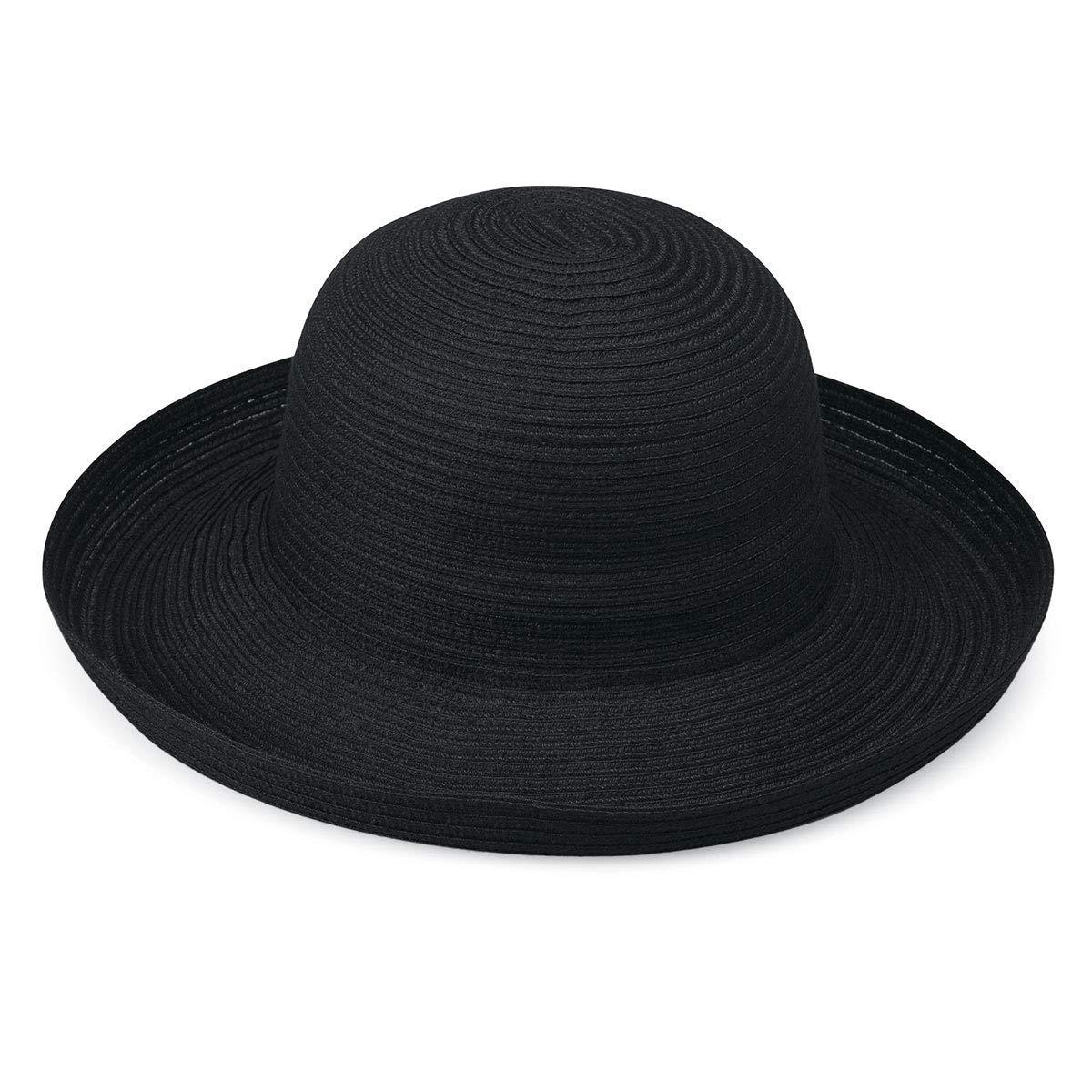 49652ae29b31e7 Wallaroo Hat Company Women's Sydney Sun Hat – Lightweight, Packable, Modern  Style, Designed in Australia