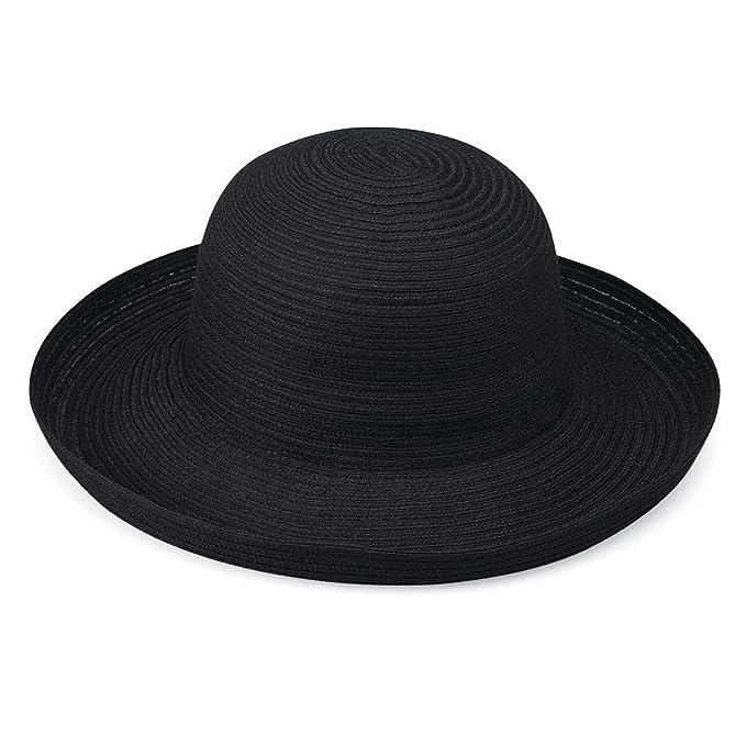 Wallaroo Hat Company Women's Sydney Sun Hat – Lightweight, Packable, Modern  Style, Designed in Australia