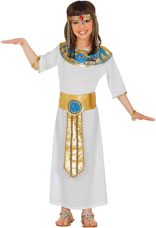 Guirca - Disfraz de egipcia para niña: Guirca: Amazon.es: Hogar