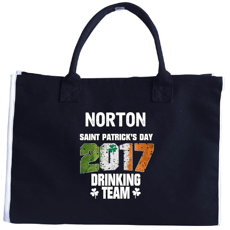 Norton Irish St Patricks Day 2017 Drinking Team - Tote Bag