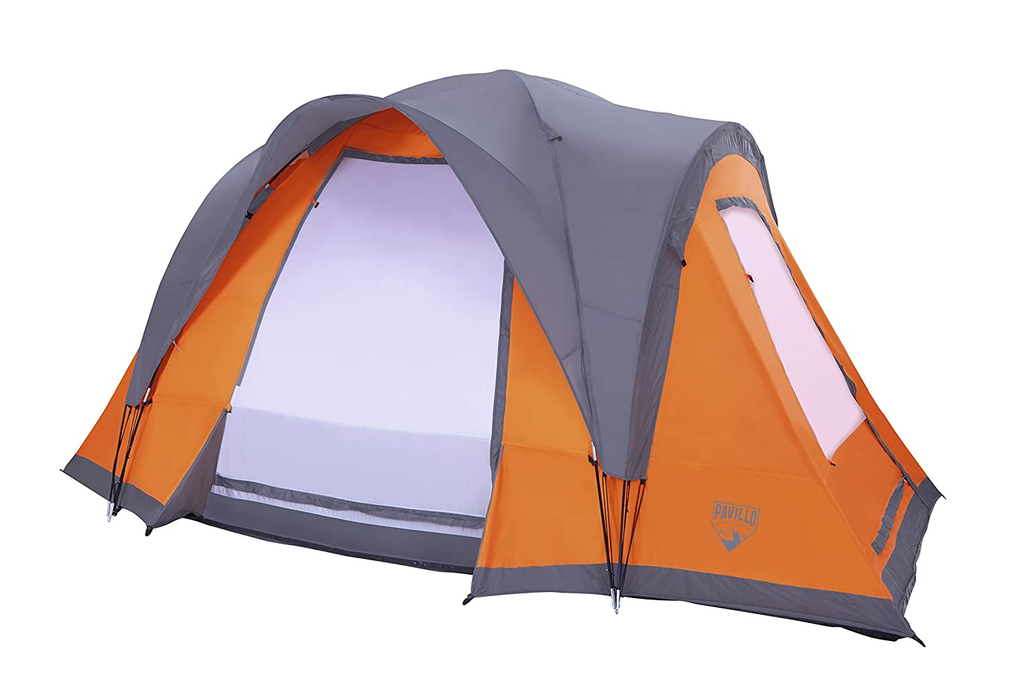 Bestway 6 Person Family Hiking C&ing 3-Tier Outdoor Dome Tent w/Carry Bag  sc 1 st  Amazon.com.au & Bestway Outdoor Tent for Camping Waterproof Quick-Opening Tents 4 ...