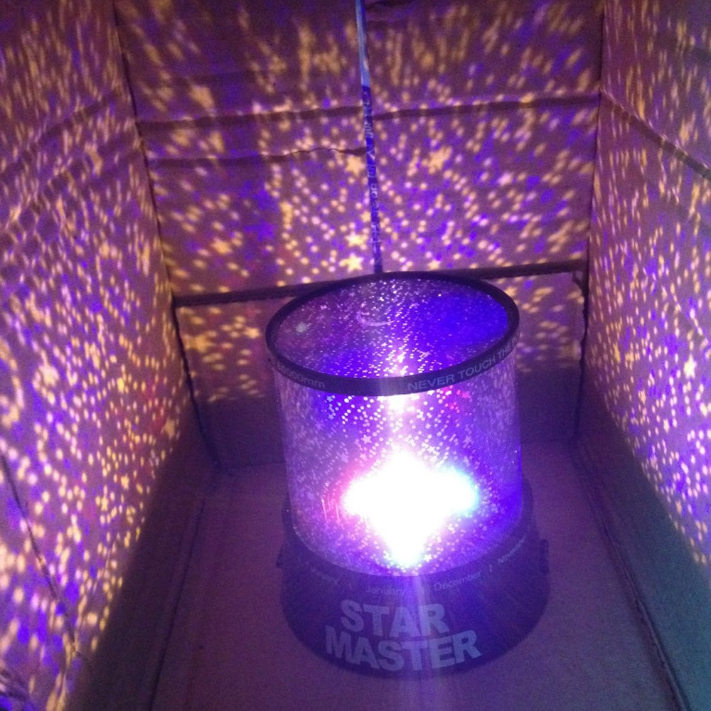 Star master projector lamp - Romantic Sky Star Master Projector Lamp Led Cosmos Night Light Amazing Gift Amazon Com