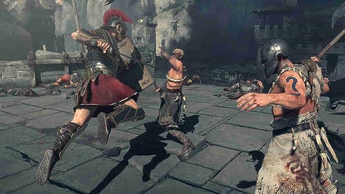 Microsoft Ryse: Son of Rome - Day One Edition, Xbox One - Juego (Xbox One, Xbox One, Acción / Aventura, Crytek, M (Maduro), DEU, Básica + DLC): Amazon.es: Videojuegos