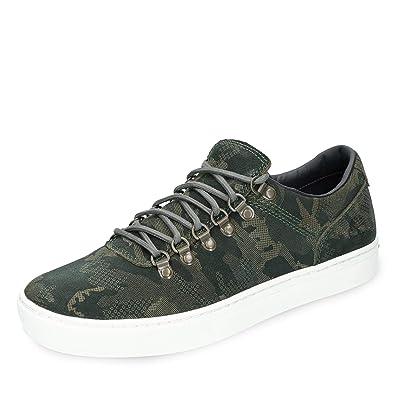 828e7c14bc1119 Timberland Mens Adventure 2.0 Cupsole Nubuck Grape Leaf Shoes 7.5 US