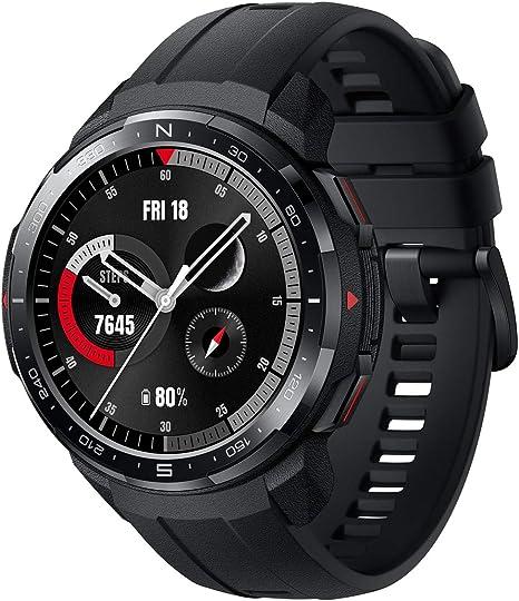 HONOR GS Pro Smartwatch Reloj Inteligente Deportivo 5ATM Resistente al Agua GPS Smart Watch Pulsera de Actividad 1.39