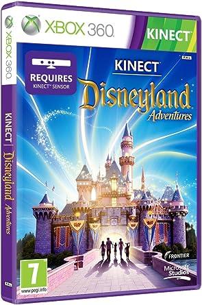 Microsoft Kinect Disneyland Adventures - Juego (Xbox 360, Partido, Frontier Developments): Amazon.es: Videojuegos