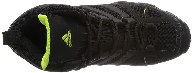 Adidas Men's Xaphan Mid Black and Mid
