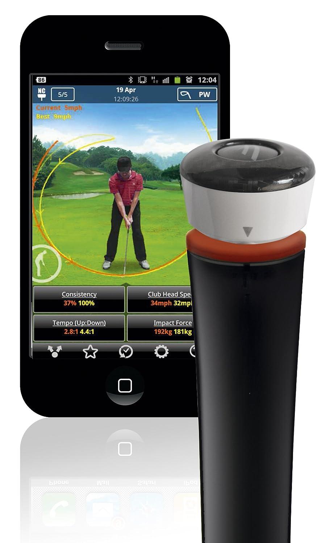 attractive 3 bays #5: Amazon.com : 3Bays iOS Version Golf Swing Analyzer : Golf Swing Trainers :  Sports u0026 Outdoors
