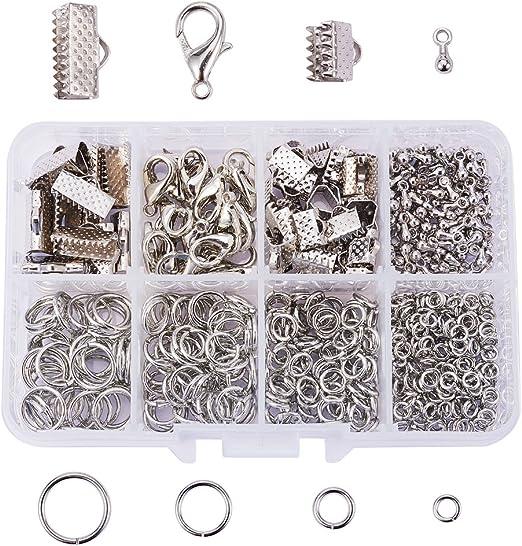 DIY Wire Jewelry Making Starter Kit Findings Supplies Sterling Repair Tool Craft