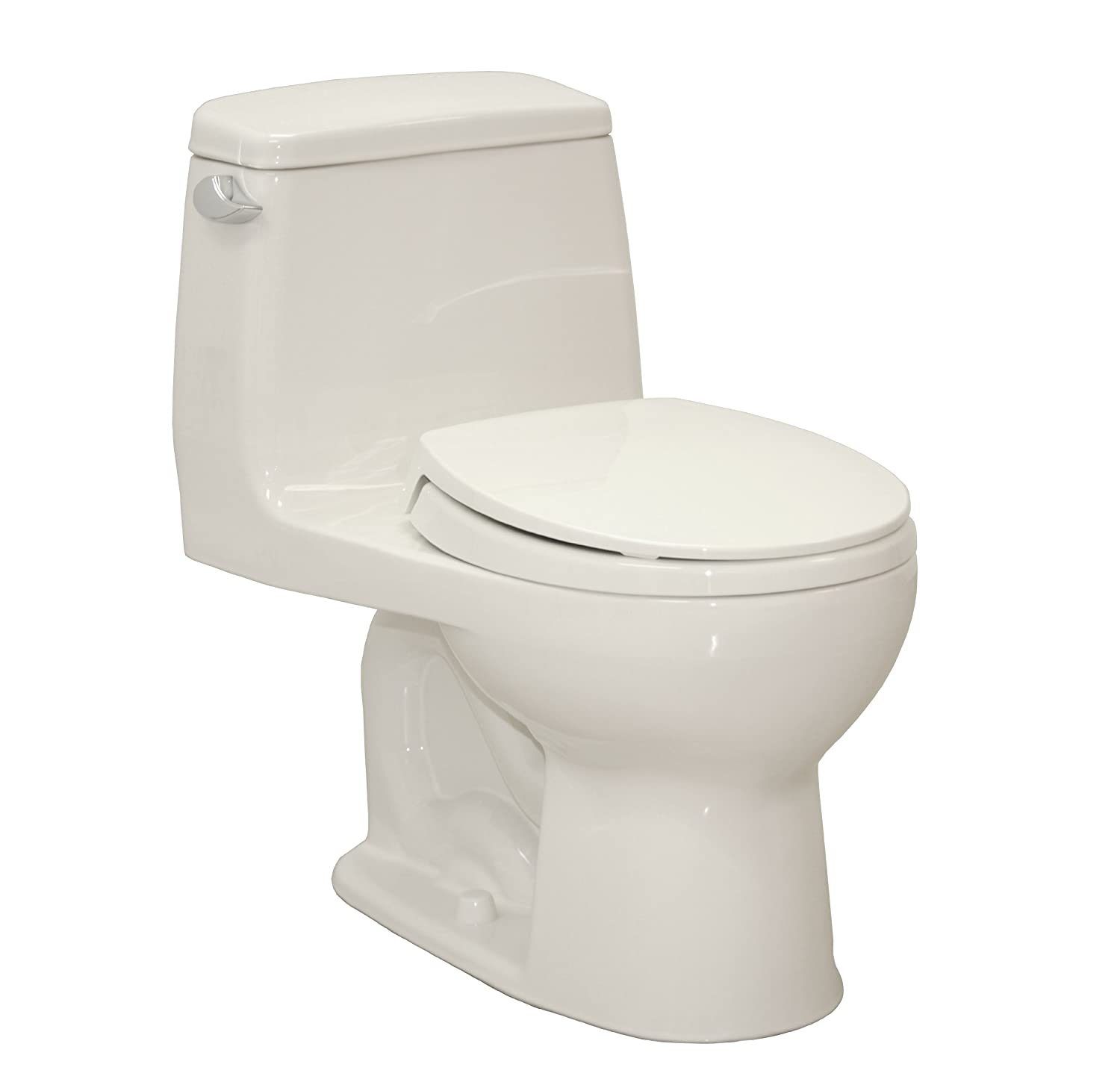 TOTO MS854114#03 Ultimate Elongated One Piece Toilet, Bone ...