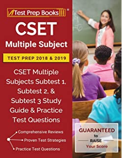 Pdf] download read cset multiple subject test prep 2018 & 2019 cset ….