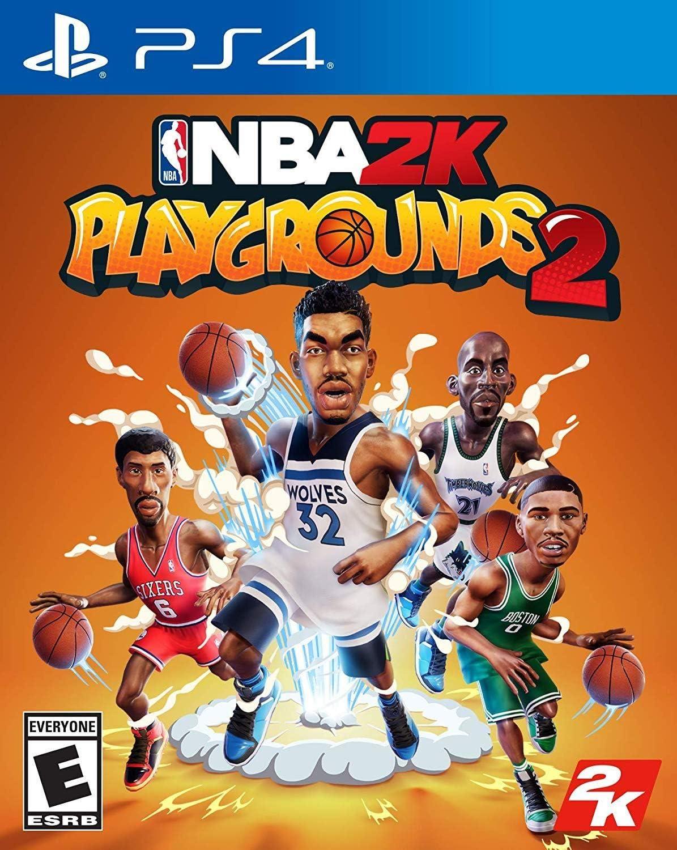 Amazon com: Nba 2K Playgrounds 2 - PlayStation 4: Take 2