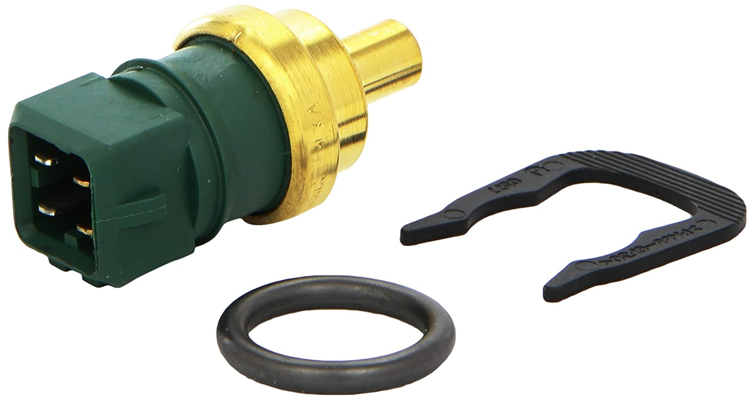 HELLA 6PT 009 107-541 Sensor, coolant temperature, Number of connectors 4, with seal, with lock ring Hella KGaA Hueck & Co.