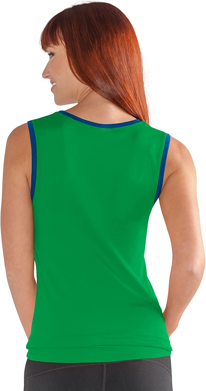 Tank Top Green X-Large G-III Sports NBA Minnesota Timberwolves Womens Power Up
