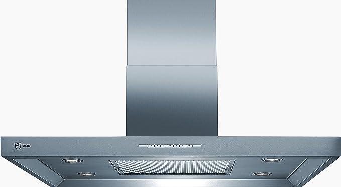 V-ZUG: cubierta de la isla DI Bora, DIB10c, salida de aire, 100 cm, ChromeClass, estándar.: Amazon.es: Grandes electrodomésticos