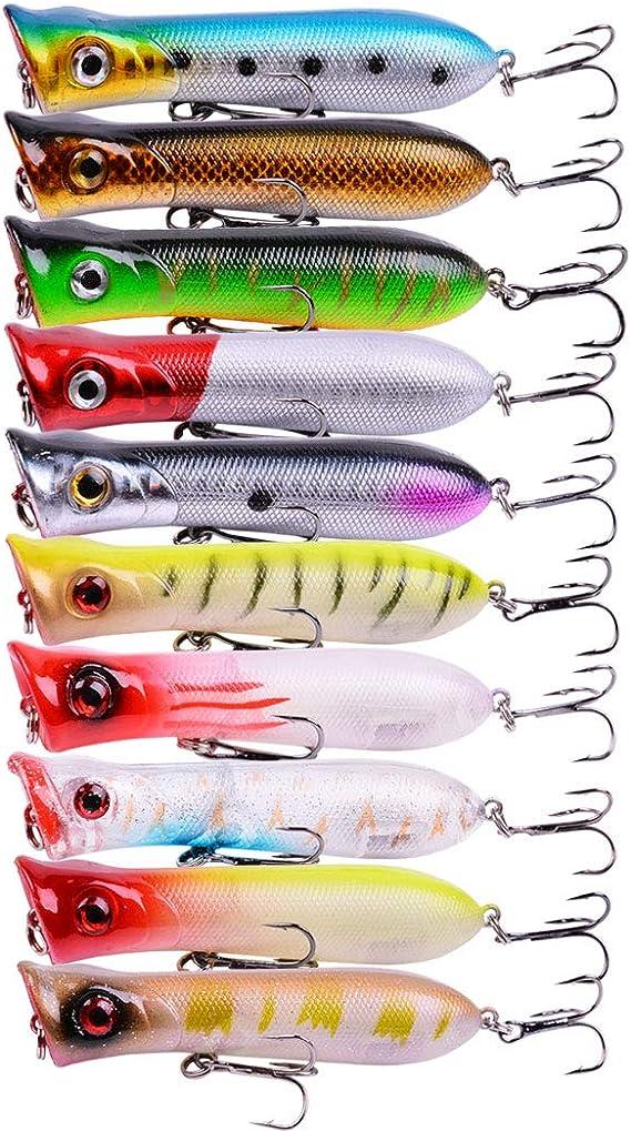 Details about  /3pcs 8.5 cm U-Shaped Artificial Soft Lure Wobbler Bait Fishing Tackle ✾