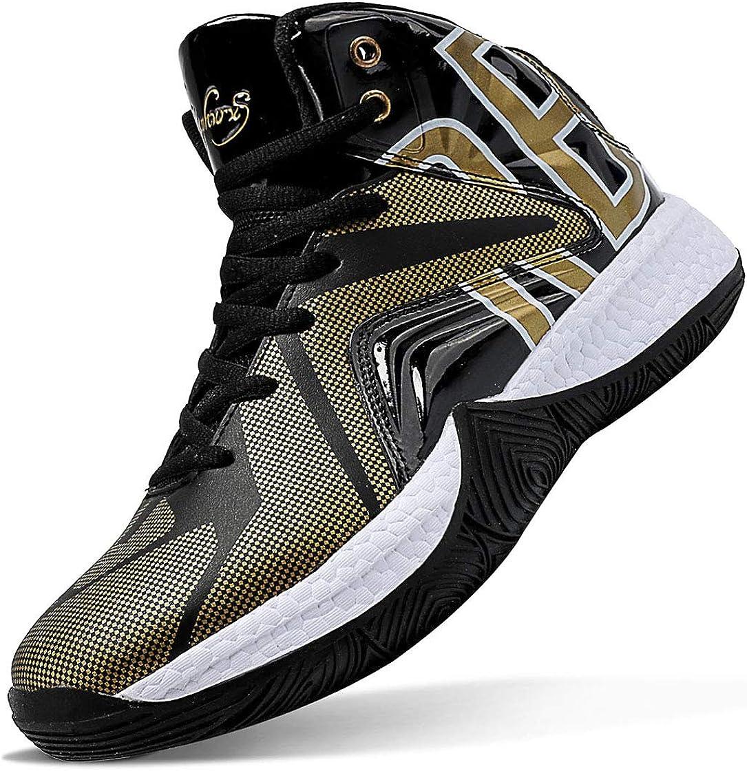 ASHION Kids Basketball Culture Shoes