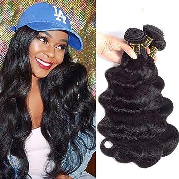 Amazon Com Qthair 10a Brazilian Virgin Hair Extension Body Wave 3