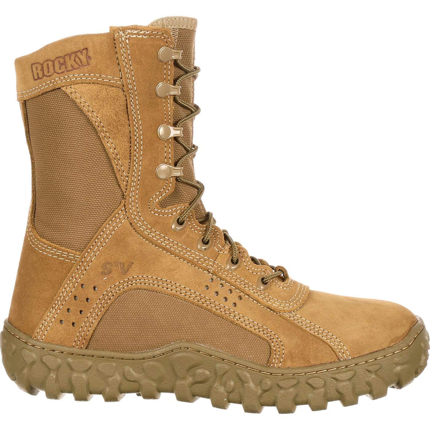 Rocky Mens S2V Work Boot